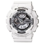 Genuine Casio Gents Watch G-Shock GA-110C-7AER Water-Resistant - White