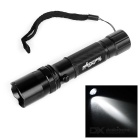 YouOKLight 3-Mode XP-E T6 100-Lumen LED White Light Flashlight with Compass (1 x 18650)