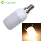 SENCART E14 8W Warm White LED Corn Light 3500K 720lm 40-SMD 5730 (AC 110~240V)