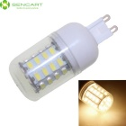 SENCART G9 8W Warm White LED Corn Light 3500K 720lm 40-SMD 5730 (AC 110~240V)