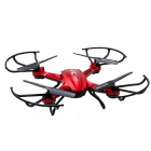 4-CH 6-assige gyro r / c helikopter 2,4 GHz afstandsbediening drone - rood