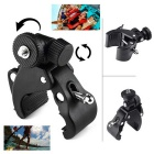 Outdoor Sport Camera Accessories Kit for GoPro Hero 4/3+/3/2/1 - Black