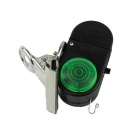 Clip Line Pull Sound Loud Fishing Alarm Device -  Black + Green + Silver (3 x LR44)