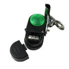 Clip Line Pull Sound Loud Fishing Alarm Device (3 * LR44)