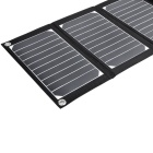20W 23.5% Dual Output Foldable Solar Powered Panel Charger