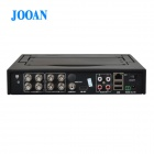"JOOAN JA-3708P All-in-One 7"" 8-CH P2P LCD DVR - Black (EU Plug)"