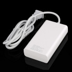 RUITAI 6 puertos cargador USB w / display para iphone, samsung - blanco