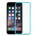 FineSource Titanium Alloy + Tempered Glass Screen Guard Protector for IPHONE 6 - Blue + Transparent