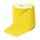 Sports Athletes Flexible Bandages Muscle Paste Roll - Yellow (5m)