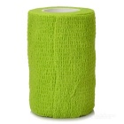 Sports Athletes Flexible Bandages Muscle Roll - Green (4.5m*7.5cm)
