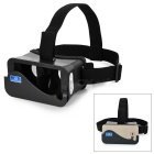 "Virtual Reality 3D Video Glasses for Android / IOS 4.3~6.3"" Smartphones - Black"