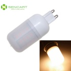 SENCART G9 8W Warm White LED Corn Bulbs 3000K 720-800lm 40-SMD 5730 LED (AC 100~240V)