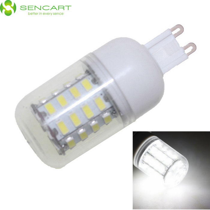 SENCART G9 8W 6500K 720lm 40-SMD 5730 White Corn Light (100~240V)