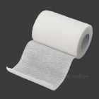Sports Athletes Flexible Bandages Muscle Roll - White (4.5m*7.5cm)