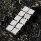 Magic Square NdFeB Magnets - Silver (5*5*5mm / 10PCS)