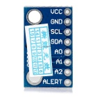 MCP9808 I2C Digital Temperature Sensor Module - Blue