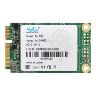 Netac N5m mSATA 21nm MLC Nand Flash Solid State Drive SSD - Green + White (240GB)