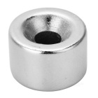 N35 15*10mm NdFeB Magnets - Silver (5PCS)