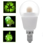 Aoluguya E14 5W 320lm 4000K LED White Light Bulb Lamp w/ Quantum Dots / Remote Posphor (AC 100~240V)
