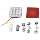 16-LED LED Door Light for Vehicles (White)