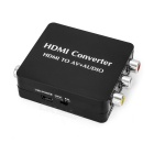 HDMI to AV + Audio Converter