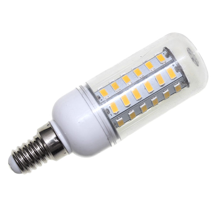 sencart e14 10w decorative warm white led 800lm corn bulb. Black Bedroom Furniture Sets. Home Design Ideas