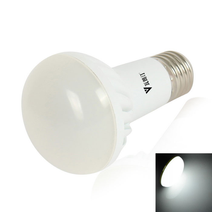 Walangting E27 8W dimmable 18-ampoule lampe LED cool lumière blanche - blanc
