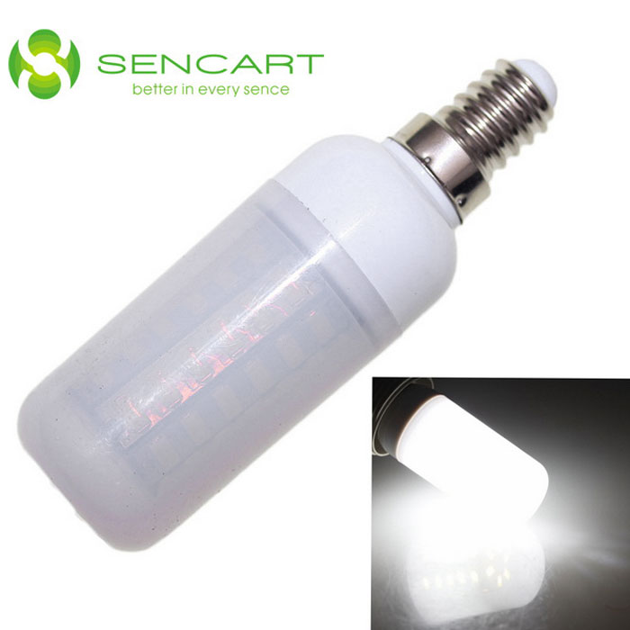 SENCART E14 10W branco decorativo do bulbo do milho do diodo emissor de luz (100 ~ 240V)