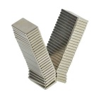 20*10*2mm Powerful NdFeB Rectangular Magnets - Silver (50PCS)