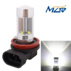 MZ H11 40W XT-E White 8-LED Car Front Fog Lamp w/ Constant Current