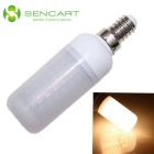 SENCART E14 10W LED Decorative Corn Bulb Warm White Light 3000K 800lm 48-SMD 5730 (AC 100~240V)
