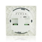 Vonets 300Mbps Wall-mounted Wi-Fi Router w/ USB Charger Port - White