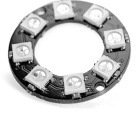 Duinopeak 32mm 8-Bit WS2812 RGB 5050 RGB LED Smart anillo para Arduino