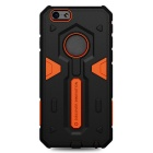 NILLKIN Stronger Series TPU + PC Back Cover Case Armor for IPHONE 6 - Orange + Black