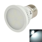 WaLangTing E27 6W Dimmable LED Scheinwerfer-Birnen-Licht-kühles Weiß 300lm 7000K 15SMD - White (220 ~ 240V)