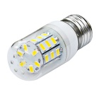 JIAWEN E27 6W LED Corn Lights Warm White 3200K 600lm 30-SMD (5PCS)