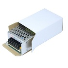 DC 5V 5A 25W Output High Efficiency Switching Power Supply - Silver