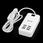 RUITAI 6-multifonction adaptateur chargeur USB - blanc