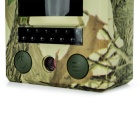 "S690 1.5"" LCD 12MP IR Outdoor Hunting Digital Camera - Camouflage"