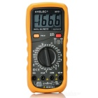 "HYELEC MY61 2.5"" LCD Manual Range Digital Multimeter w/ Capacitance Measurement (1 x 6F22)"