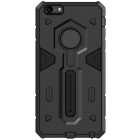 NILLKIN Stronger II Series TPU + PC Back Case for IPHONE 6PLUS - Black