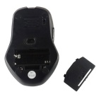 Bluetooth V3.0 1600 dpi Wireless Mouse for Mobile Phone - Black