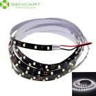 SENCART 150cm 7.5W 90 x 3528 SMD LED Cool White 6500K LED Strip Light (DC 12V)