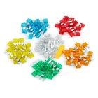 Fusível auto do carro de 5A / 10A / 15A / 20A / 25A / 30A (120PCS) - multi-color