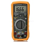 "HYELEC MS80 2.4"" LCD Manual Range Digital Multimeter - Black + Orange"