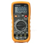 "HYELEC MY65 2.5"" LCD Manual Range Digital Multimeter - Black + Orange (19999 Max.)"