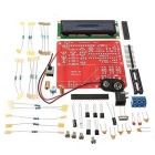 DIY Meter Tester Kit for Capacitance ESR Inductance Resistor NPN PNP Mosfet M328