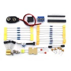 Meter Tester Kit for Capacitance ESR Inductance Resistor NPN PNP