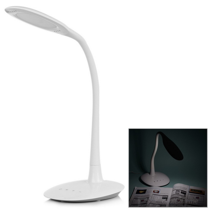 36-LED aanraking leeslamp warm wit / wit / daglicht - wit