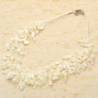 Elegant Quality Mother of Pearl 5-Strand Necklace